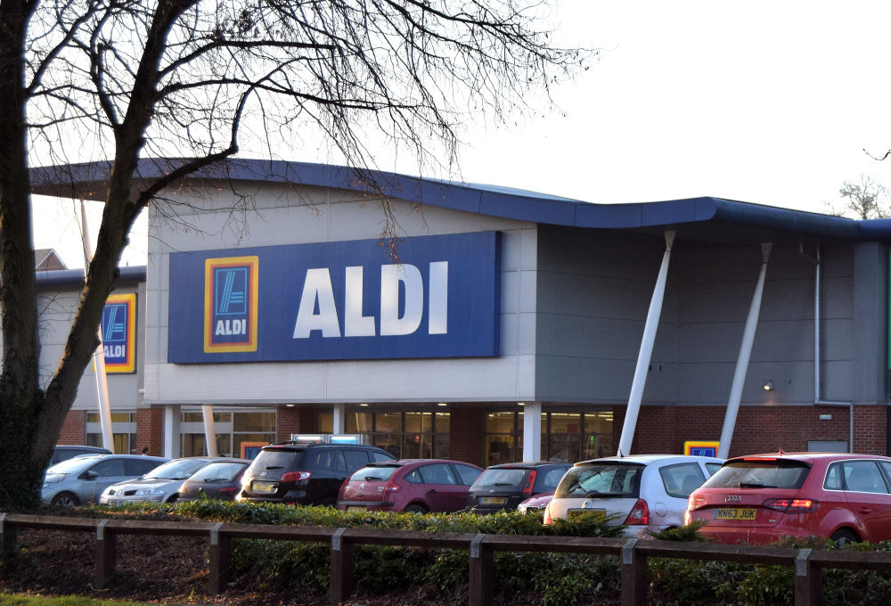 ALDI Alton, Hampshire