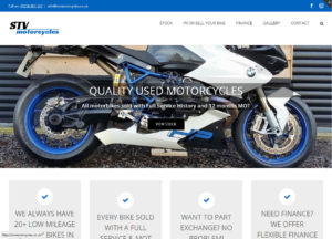 STV Motorcycles - used motorbik dealer in Hampshire