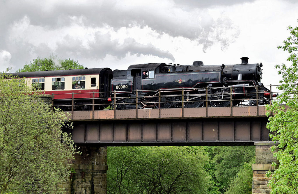 Steaming ahead in Lancashire