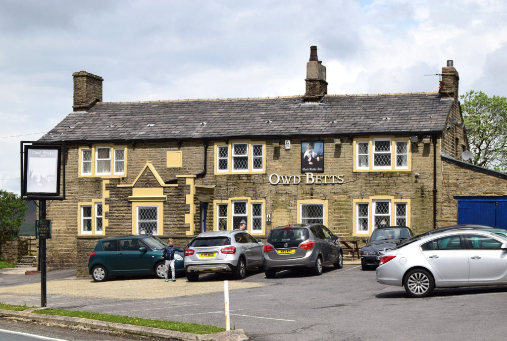 Owd Betts - traditional Lancashire pub