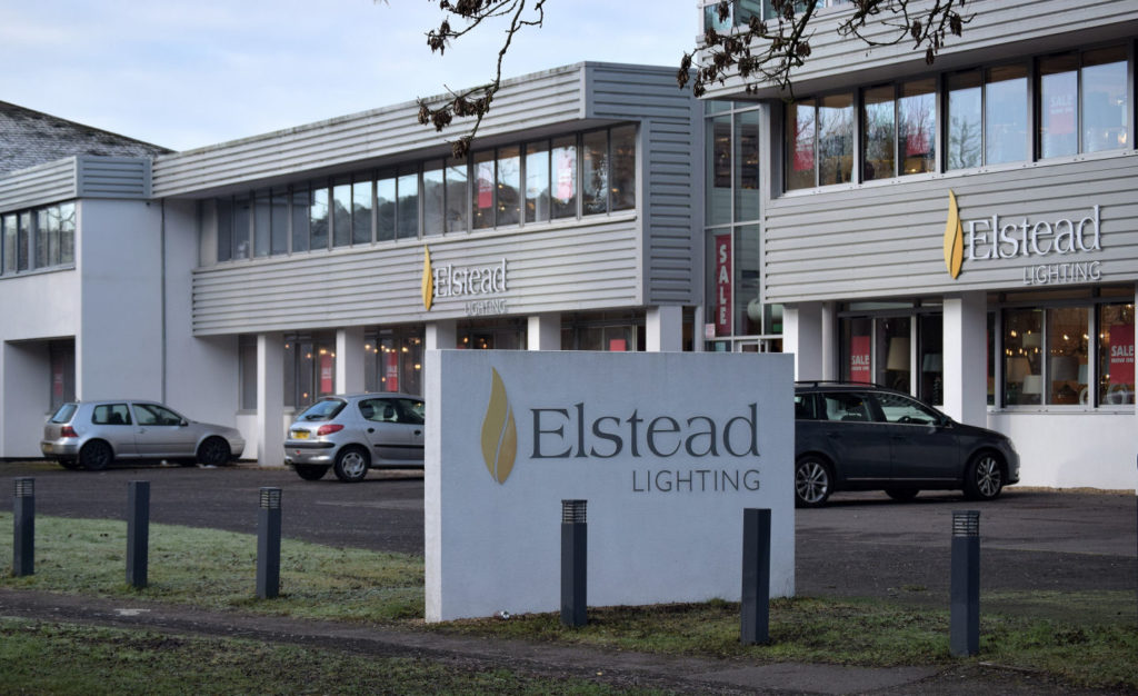 Elstead Lighting, Alton, Hampshire
