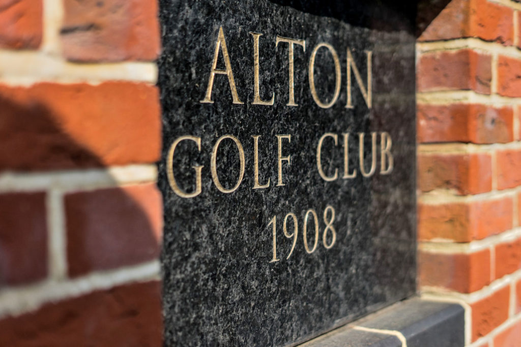 Alton Golf Club 1908