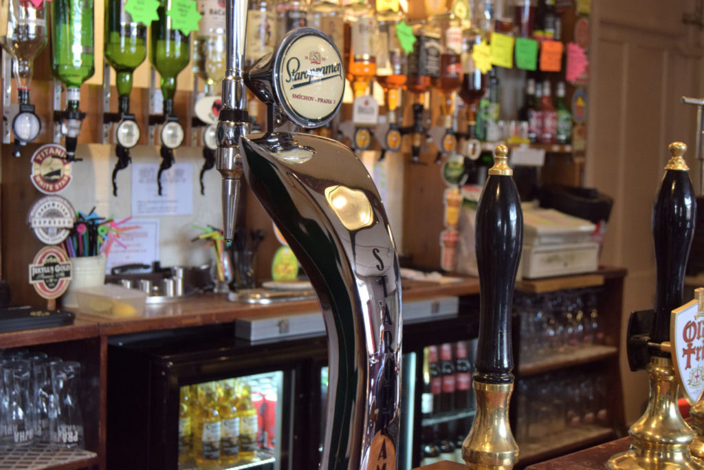 Czech beer - Queens Head Holybourne