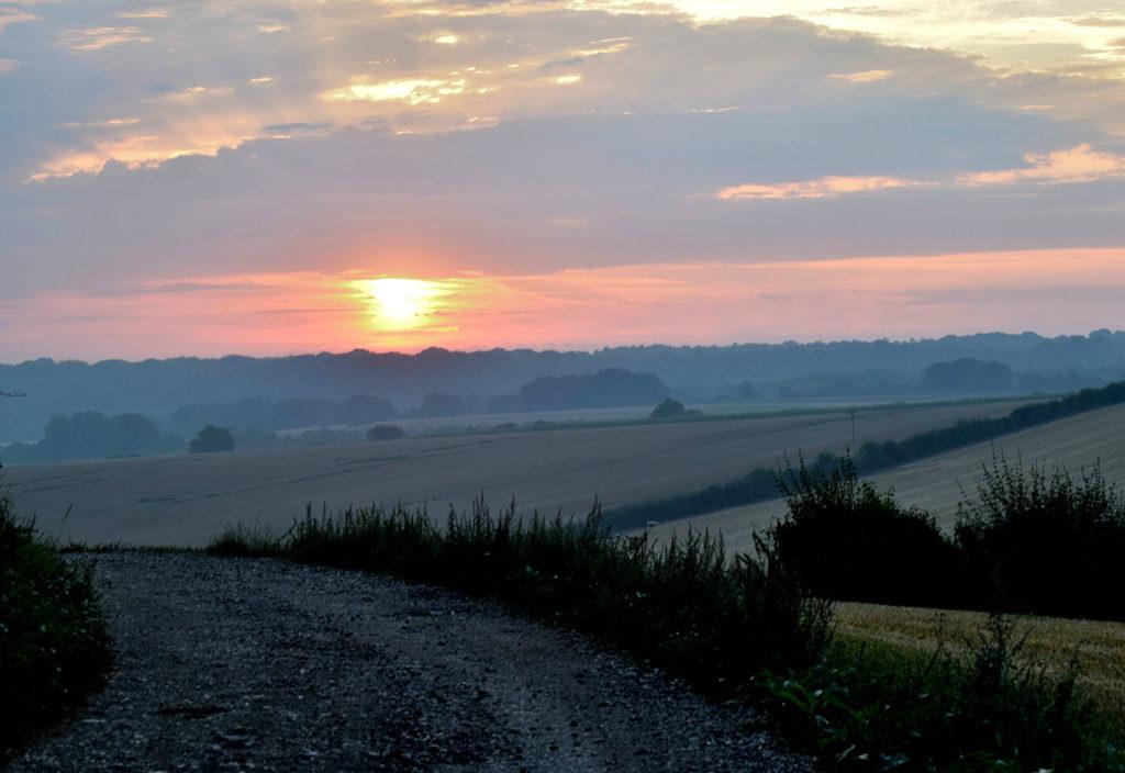 Winchester dawn