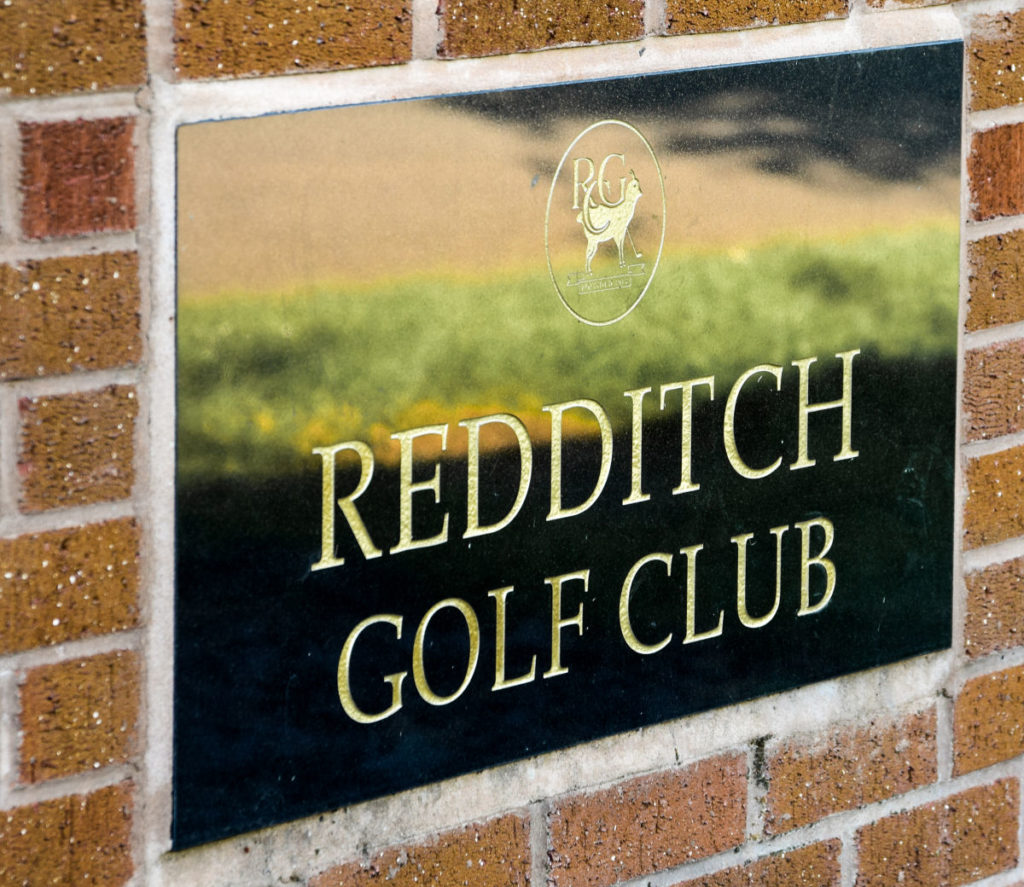 Redditch Golf Club, Warwickshire