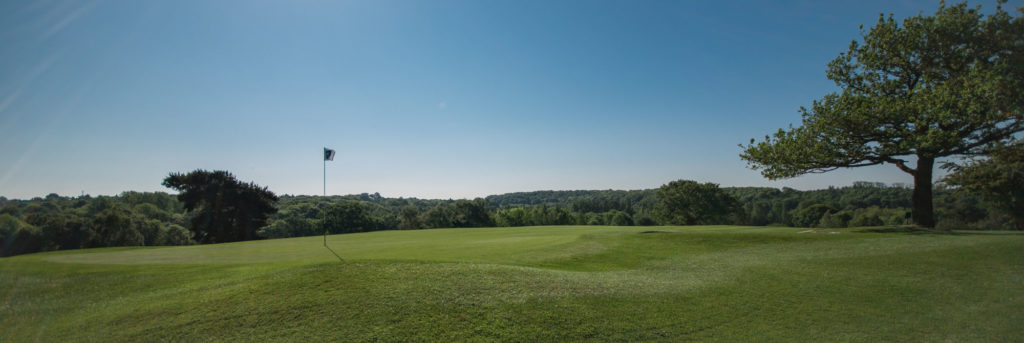The first at redditch golf club